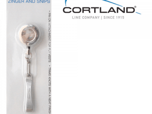 NEW CORTLAND PIN ON AND SNIPS FOR FLY FISHING