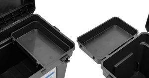 DAIWA SEAT BOX SIDE TRAY XL